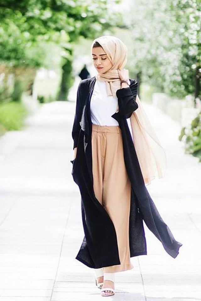 بنطلون-واسع-كلوش-مع -الحجاب-2019- (4)