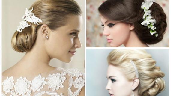 تسريحات ملكية للعرائس اللبنانيات