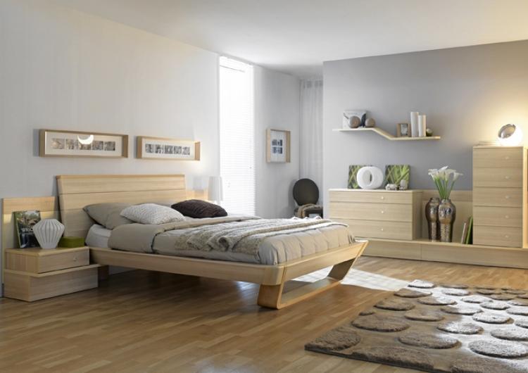 تصميمات مختلفة لغرف النوم المودرن