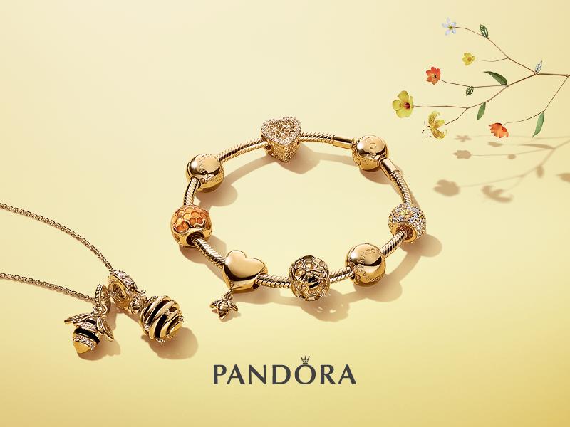 التميز عنوان مجوهرات باندورا
