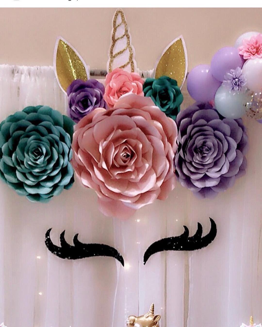 أشكال ثيمات مواليد ملونة تناسب الفتيات