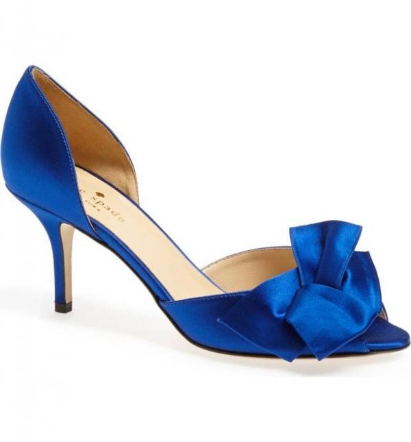 حذاء من تصميم كيت سبيد