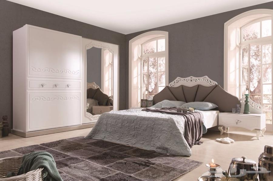 ديكورات غرف نوم قمة في الأناقة والنعومة