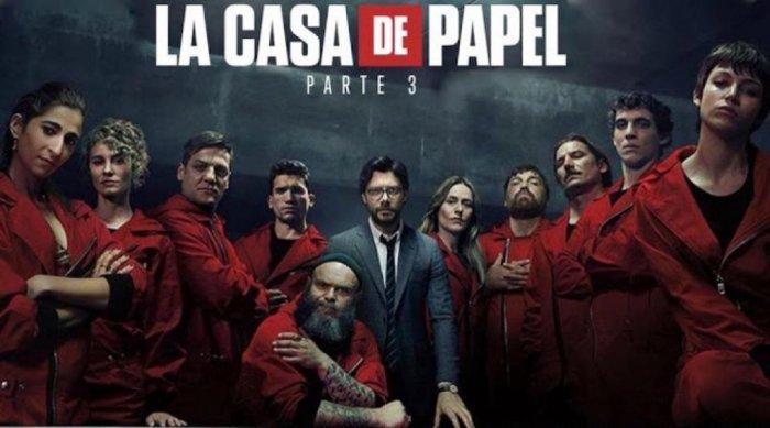 طاقم تمثيل المسلسل الأسباني لاكاسا دي بابل