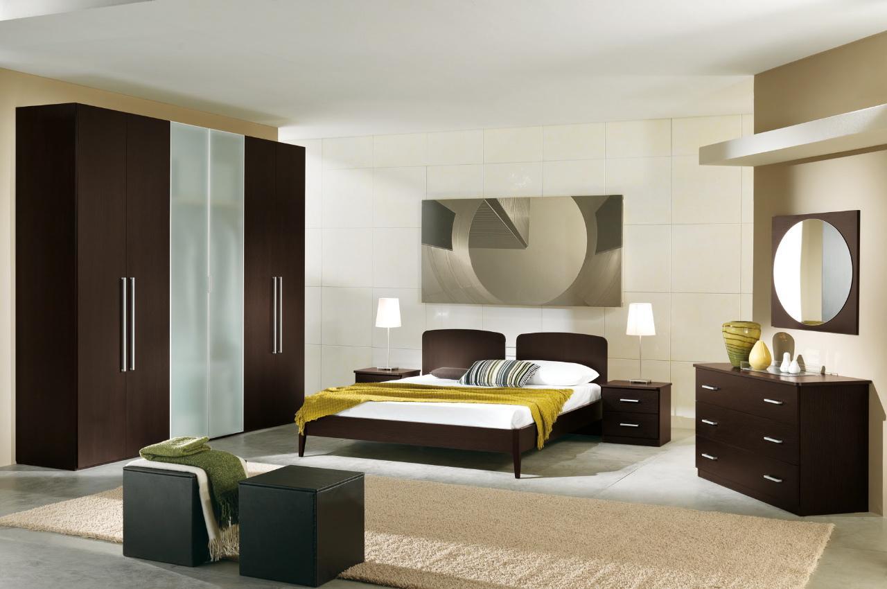 غرف النوم الحديثة لعام 2019
