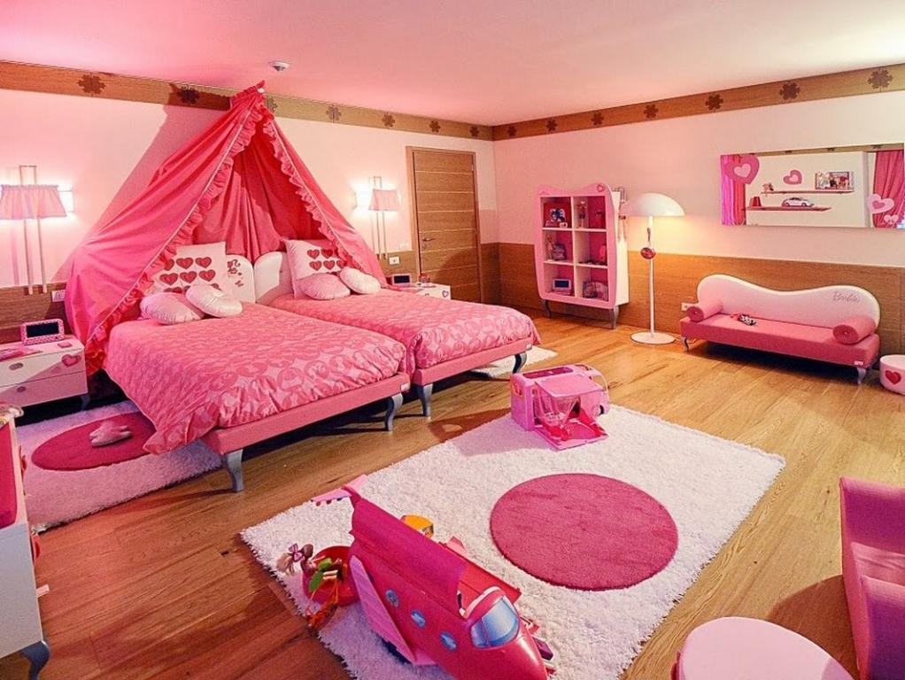 غرف بنات 2019 بتصميمات غاية في الروعة