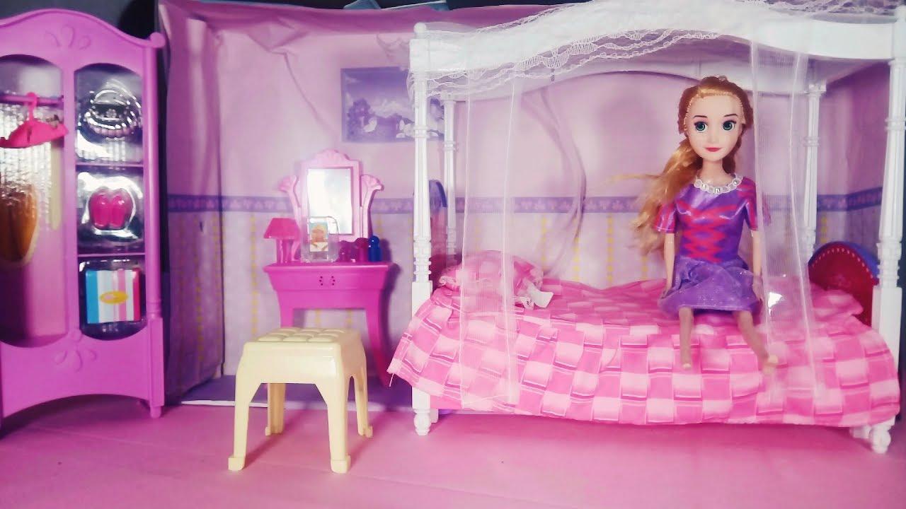 غرف نوم باربي 2019