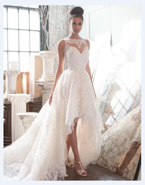 فساتين-زفاف-2019-قصيرة-من-الامام-وطويل-من-الخلف- (8)