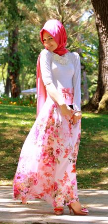 ملابس-محجبات-تركية-موضة-صيف-2019- (21)