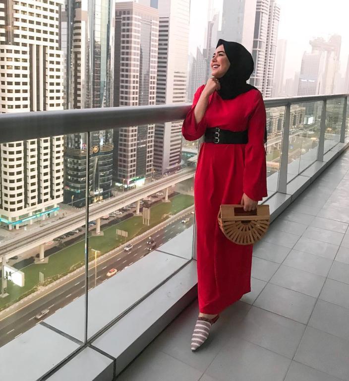 ملابس-محجبات-كاجوال-للبدينات-موضة-2019- (10)