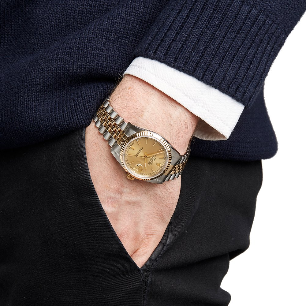 009_Rolex-Datejust-36-Stainless-Steel-18K-Yellow-Gold-Gents-16233