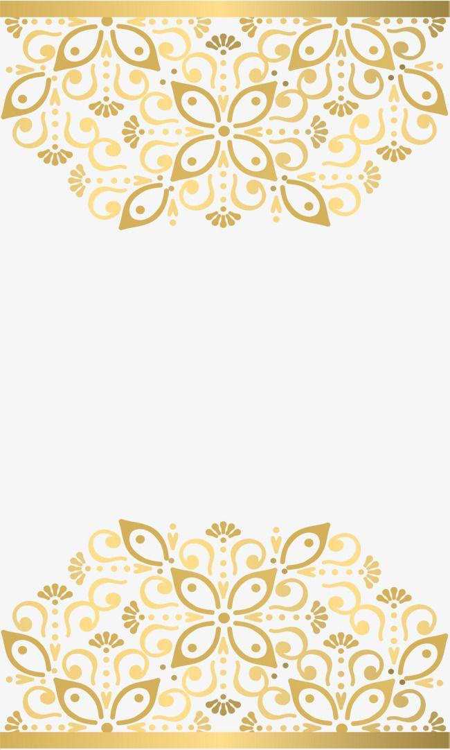 تصميمات ثيمات زواج باللون الذهبي