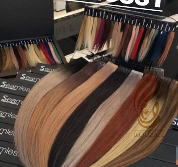 درجات ألوان صبغات الشعر المناسبة لصاحبات البشرة الحنطيّة