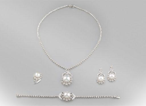 اطقم الماس لازوردي