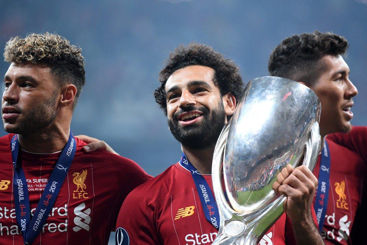 ما هو موقف محمد صلاح من البقاء في ليفربول ؟!