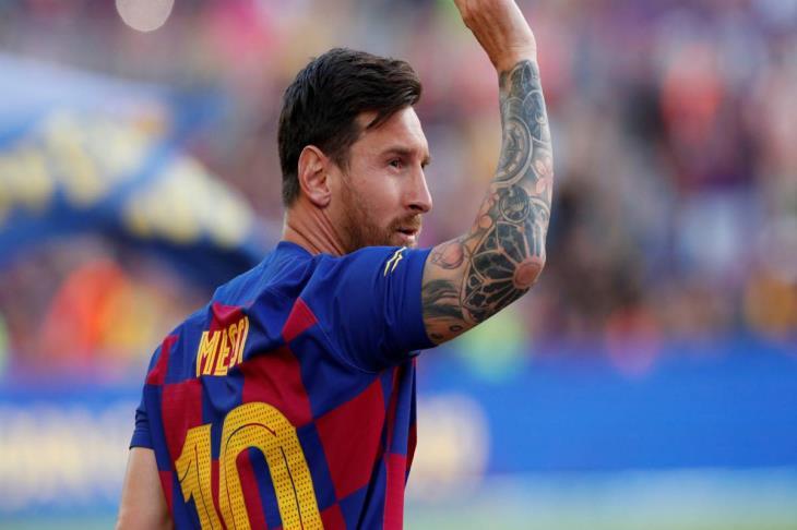 حقيقة رحيل ميسي من برشلونة قبل نهاية الموسم