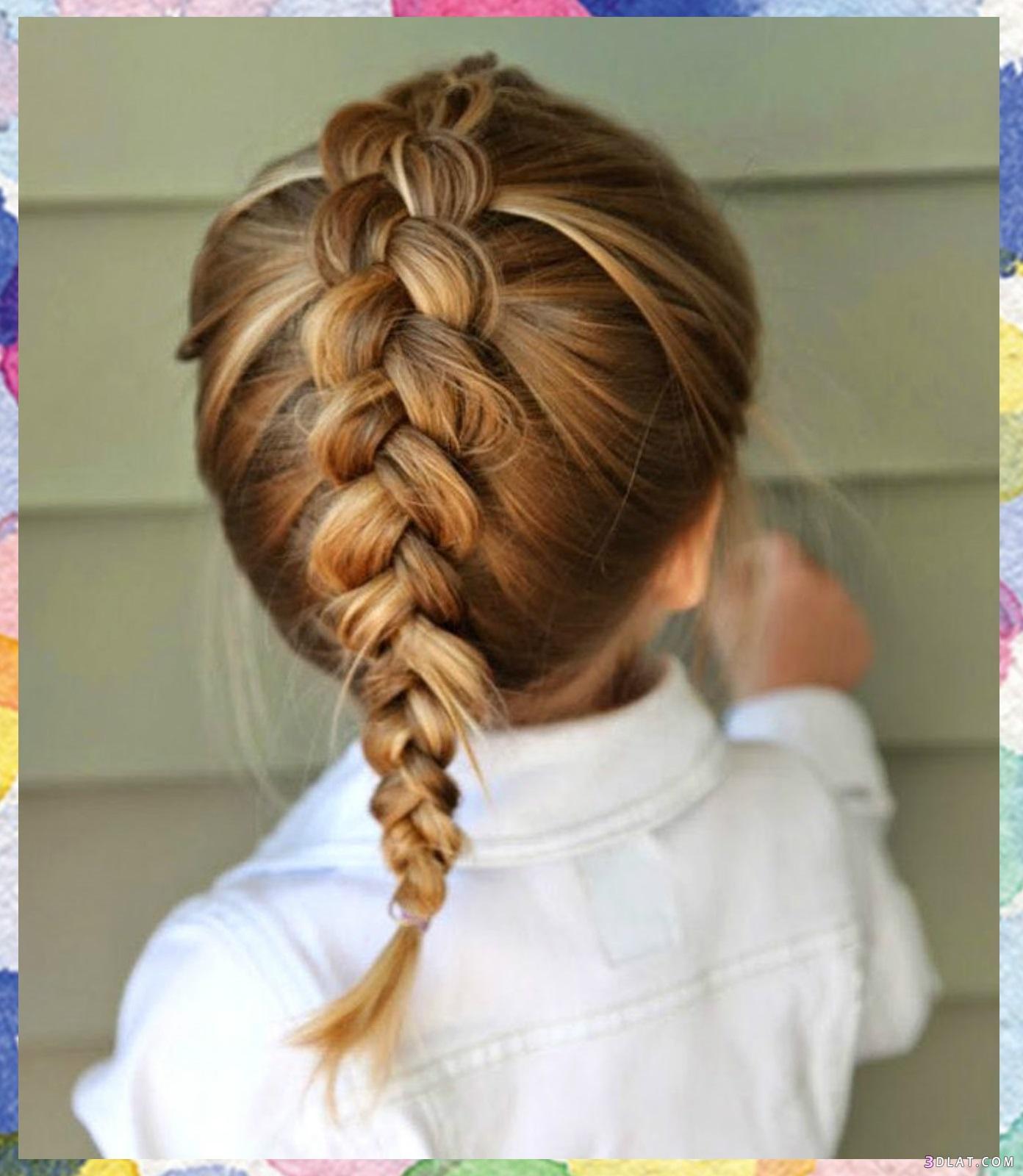 تسريحات الشعر القصير للمدرسة