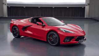 """فيديو وصور... الكشف عن سيارة """"شيفروليه"""" الرياضية المذهلة"""
