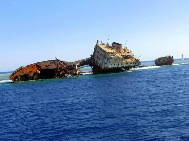 صدفة تكشف طن كوكايين إثر اصطدام يخت بالشعب المرجانية
