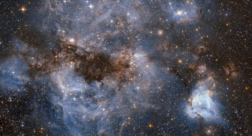 بالصور .. ناسا تكشف عن بوابة في الفضاء لعالم آخر!