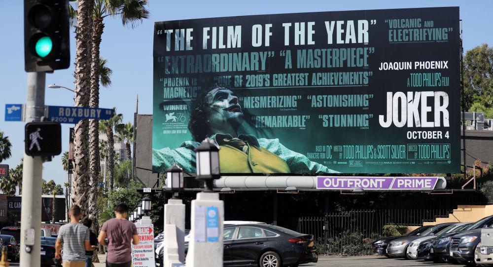"""فيلم """" الجوكر """" في طريقه لإحراز لقب غير مسبوق"""