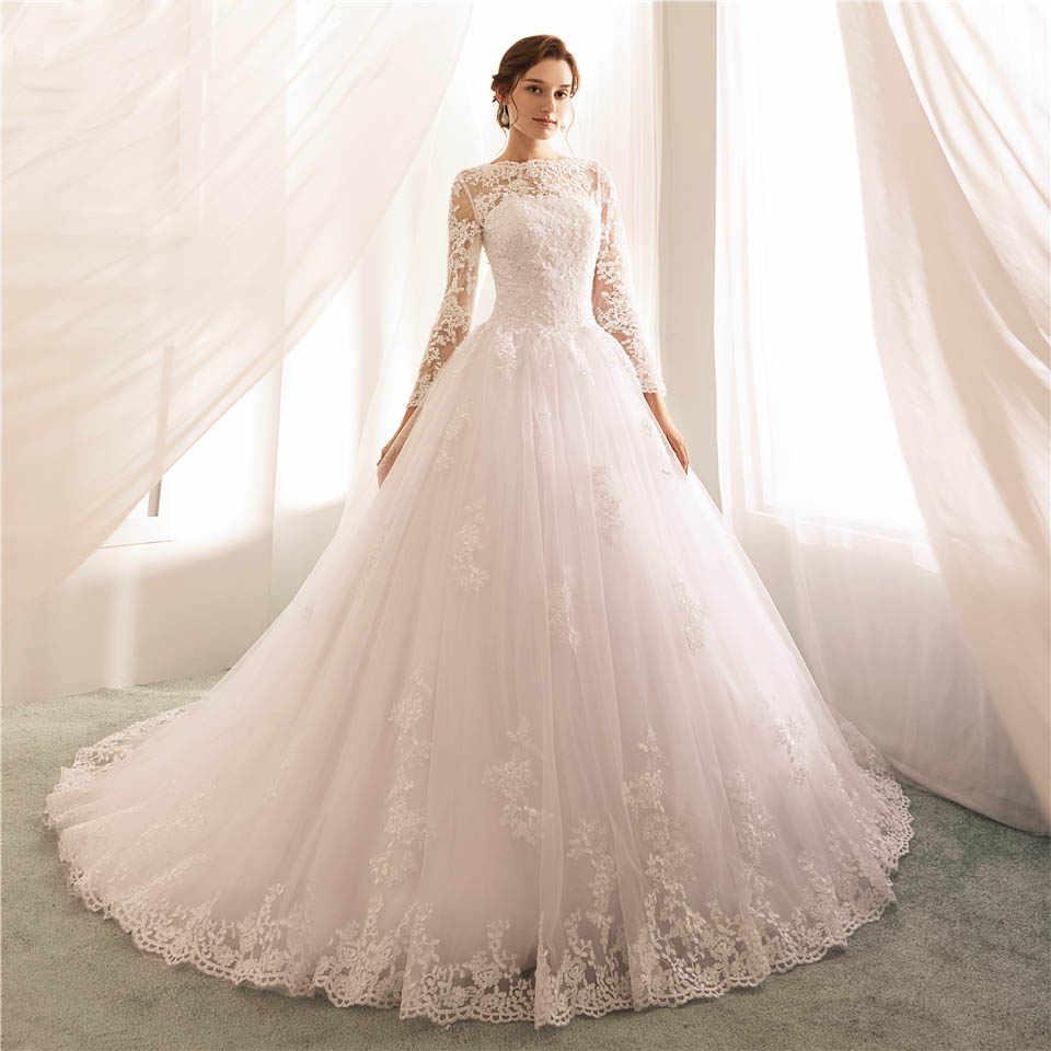 فساتين زفاف فخمه سعوديه