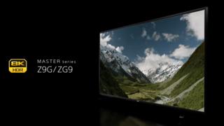 """أجهزة تلفاز بتطورات هائلة دقة  8k أطلقتها """" سوني """""""
