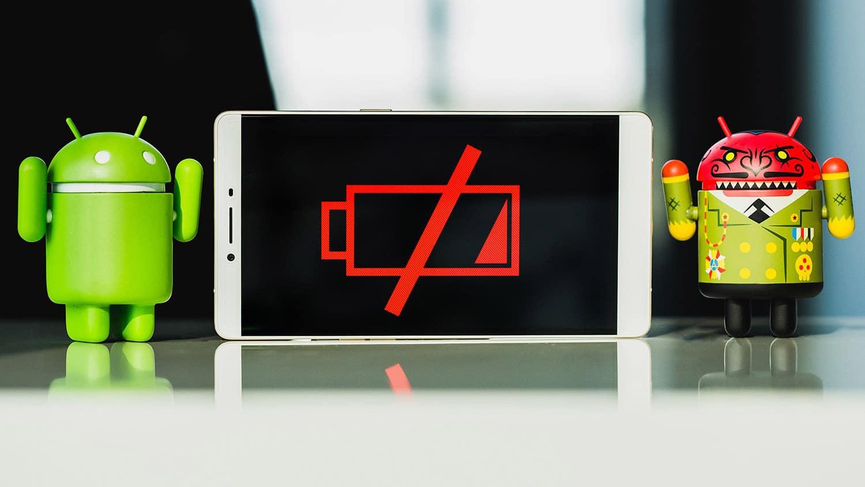 اكتشاف ثغرة في أندرويد تستنزف البطارية وتدمر الهاتف بالكلية !