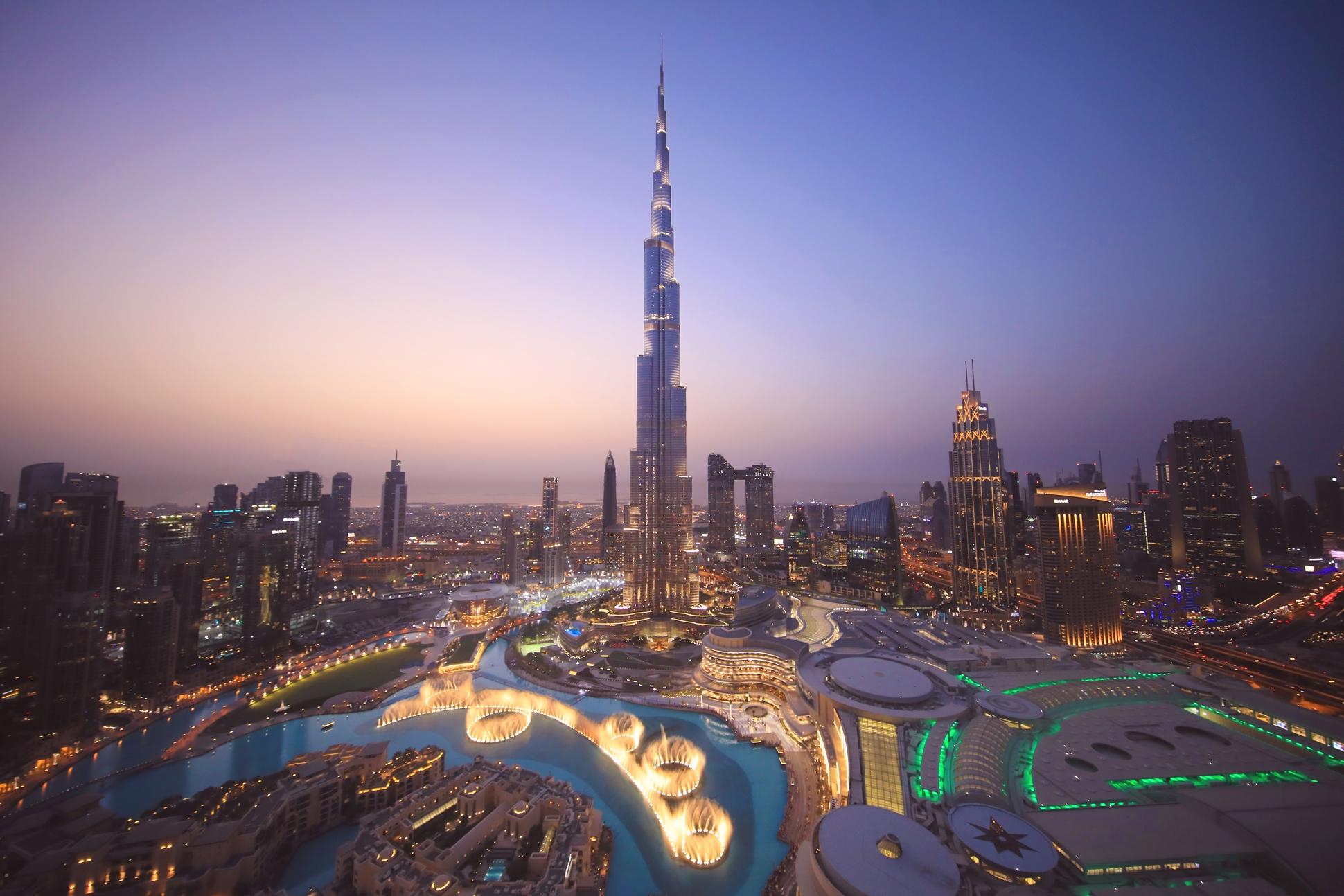 دبي ضمن أفضل 10 وجهات سياحية مفضّلة خلال العام 2020