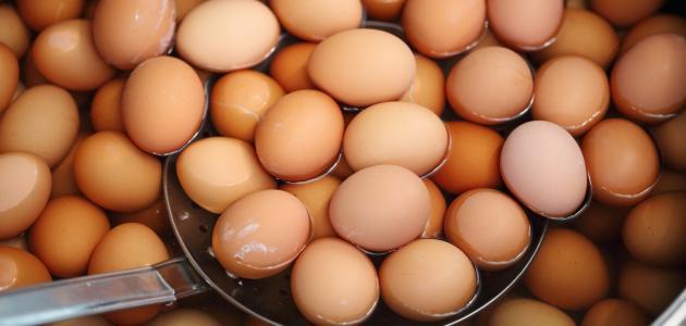 رجل يتحدى صديقه بتناول 50 بيضة ولكن النتيجة كانت قاسية للغاية !
