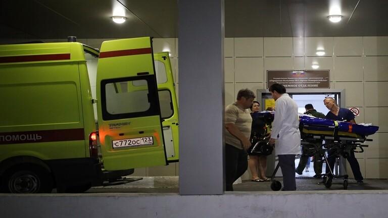 الإسعاف تنقل رجل لمستشفى الأمراض النفسية لكثرة اتصاله بها