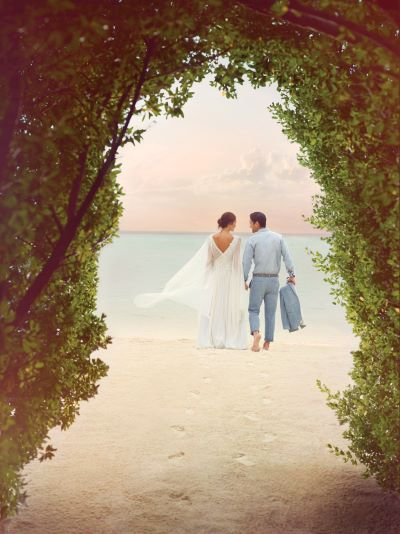 سلسلة فنادق تاج تدعو الأزواج الجدد لقضاء شهر عسل مفعم بالرومانسية
