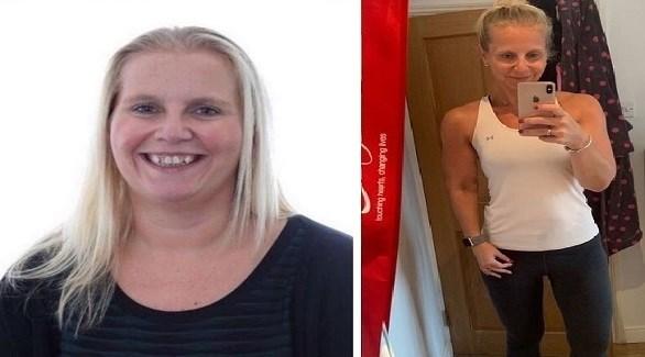 سيدة تتخلص من 70 كغ من وزنها بسبب موقف محرج