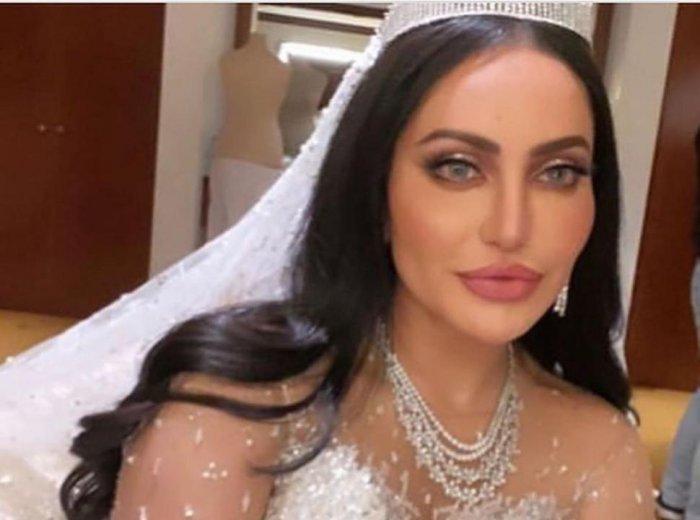 بالفيديو زفاف النجمة فوز الشطي