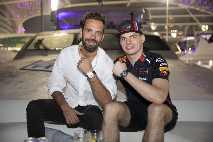 تاغ هوير TAG Heuer تختتم سباق جائزة أبوظبي الكبرى للفورمولا 1
