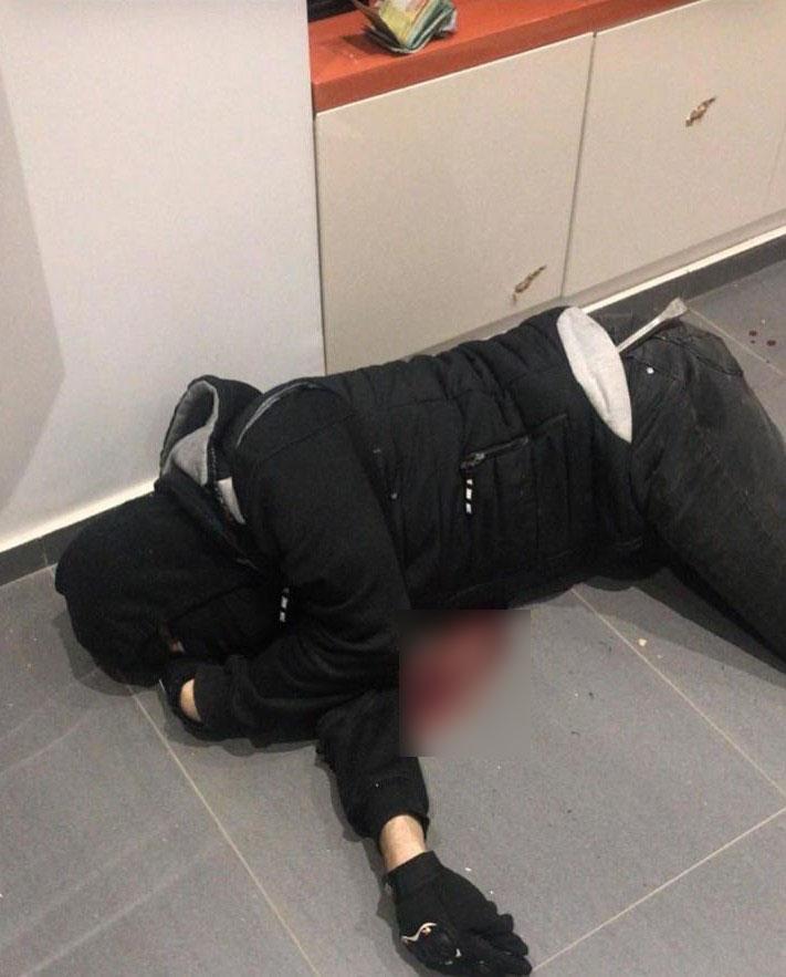 إصابة نانسي عجرم وزوجها يقتل لصا دفاعا عن بناته