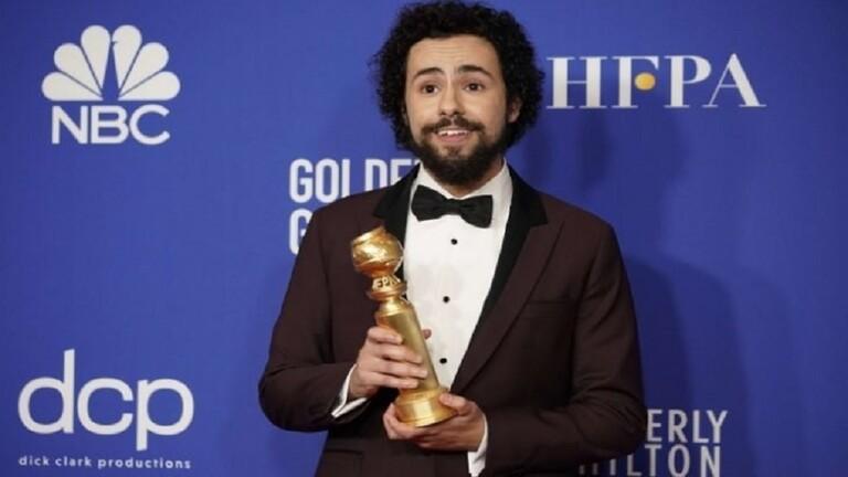 المصري رامي يوسف يفوز بجائزة أفضل أداء في غولدن غلوب