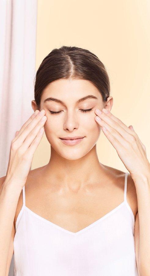 L'Occitane stress relief treatment 1