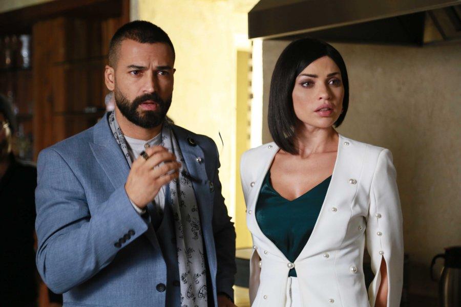 MBC4- NEW DRAMA SIRR- DALIDA KHALIL & WISSAM HANNA