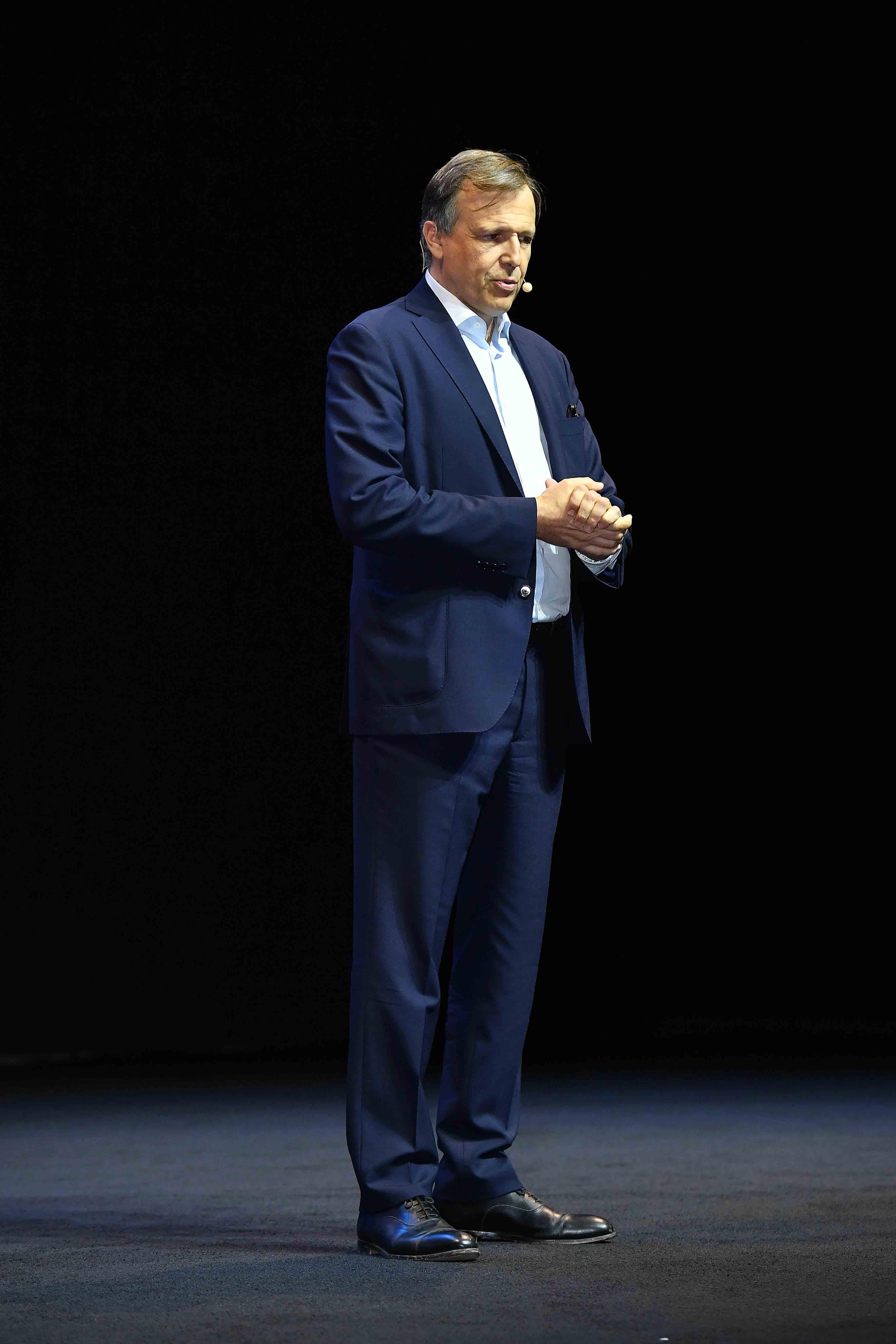 Shahid re-launch event - MBC Group CEO, Marc Antoine d'Halluin (2)