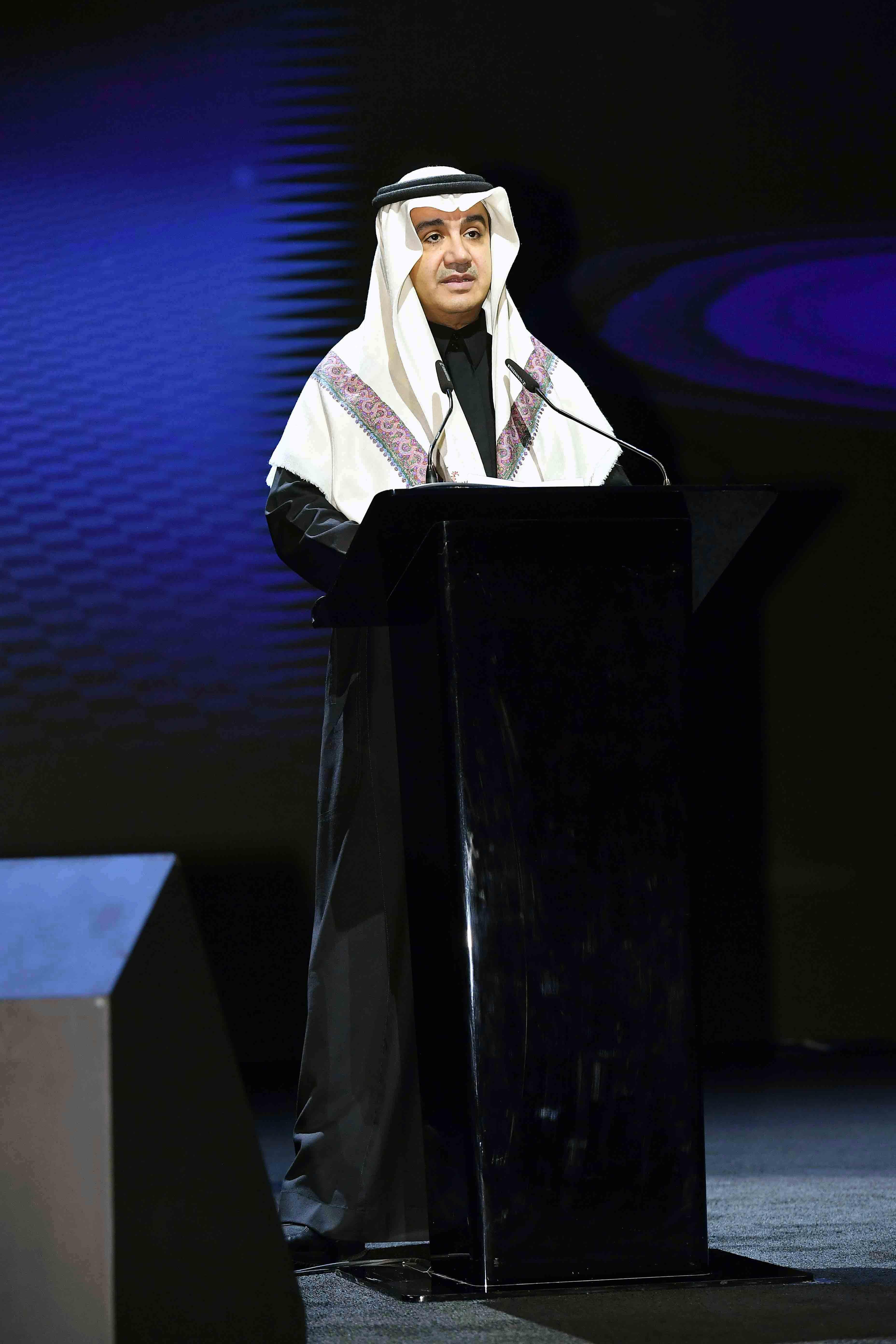 Shahid re-launch event - MBC Group Chairman, Sheikh Waleed Al Ibrahim (1)