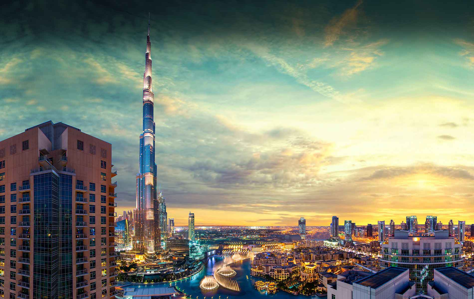استقبال دبي 15 مليون زائر دولي خلال عام 2019