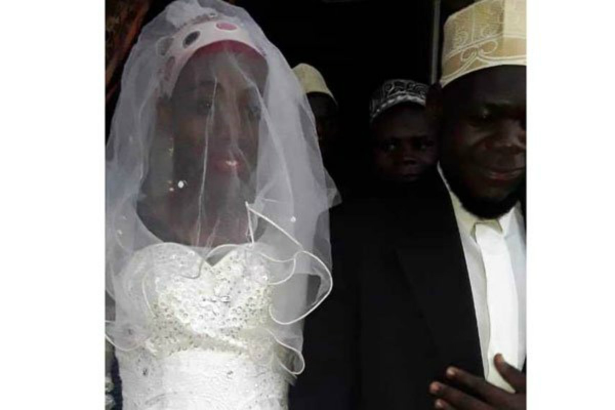 إمام مسجد يكتشف أن عروسته رجل بعد أسبوعين