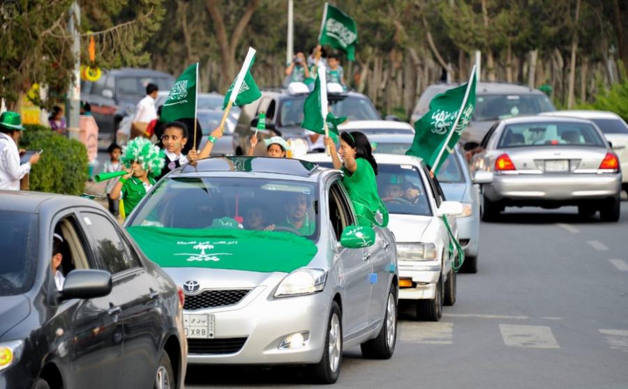 المرور السعودي يقدم جوائز تصل إلى 10 سيارات للسائقين !