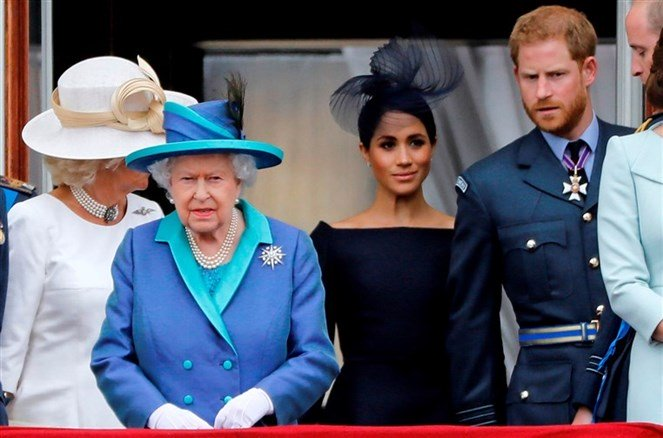 دعوى جديدة للحياة الملكية لهاري وميجان لحضور حفل بالمملكة المتحدة
