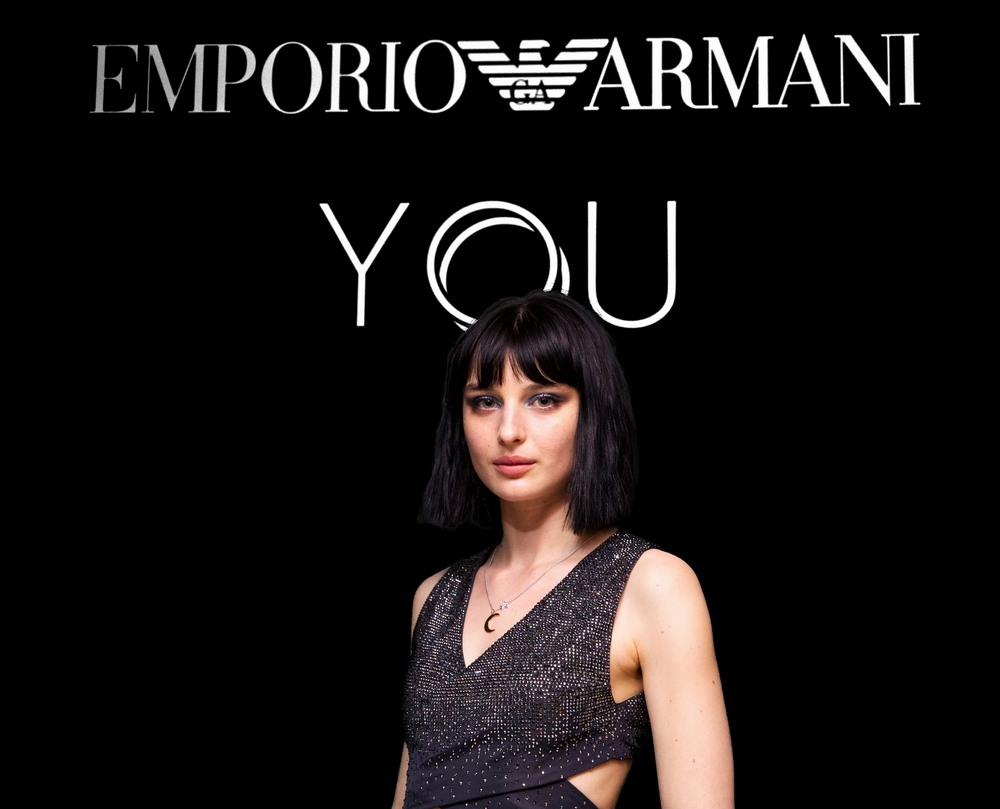 EMPORIO ARMANI تحتفل بحملة إطلاق عطريها الجديدين