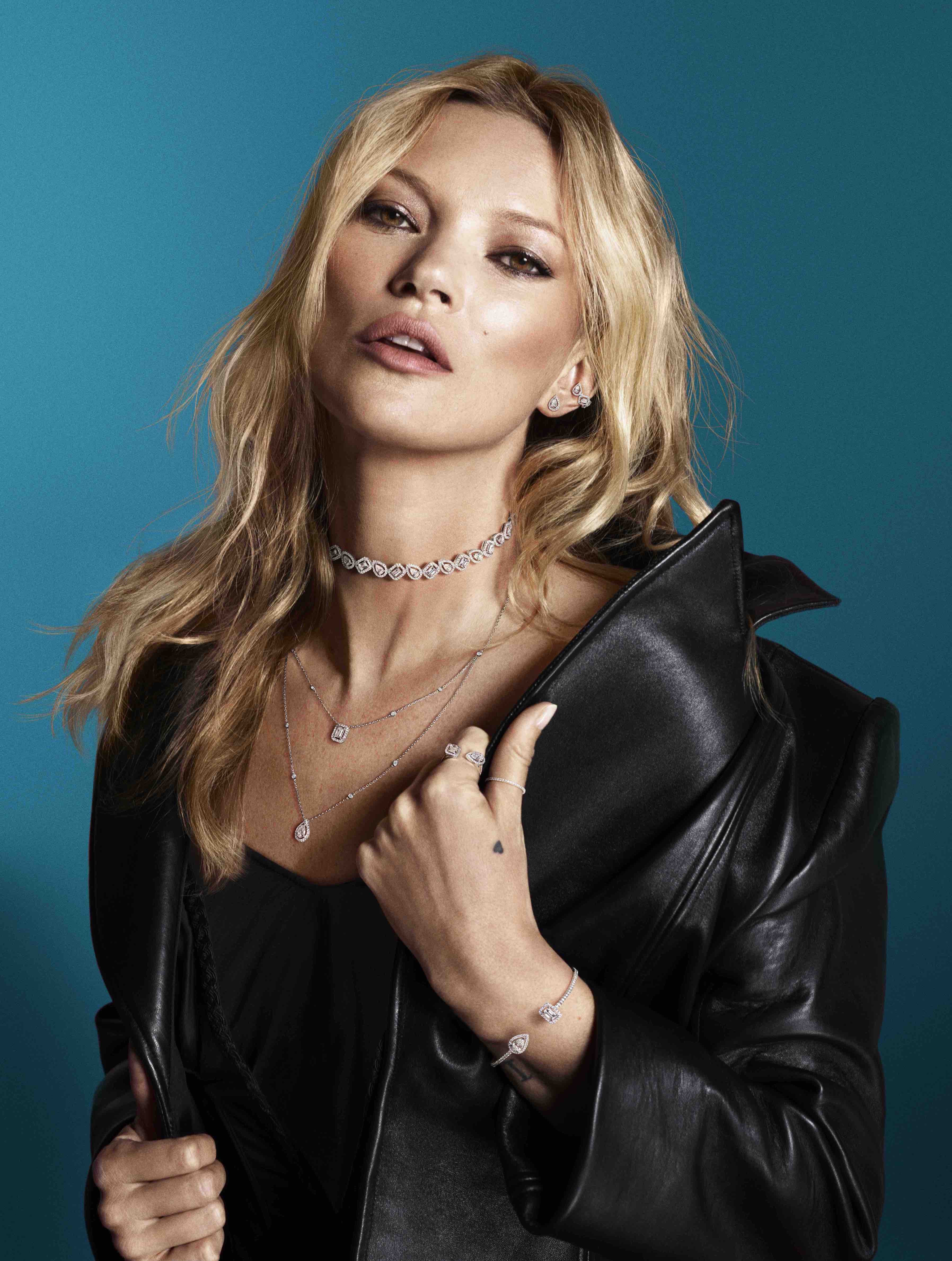 Kate Moss for Messika by Mert and Marcus - My Twin collection (2)
