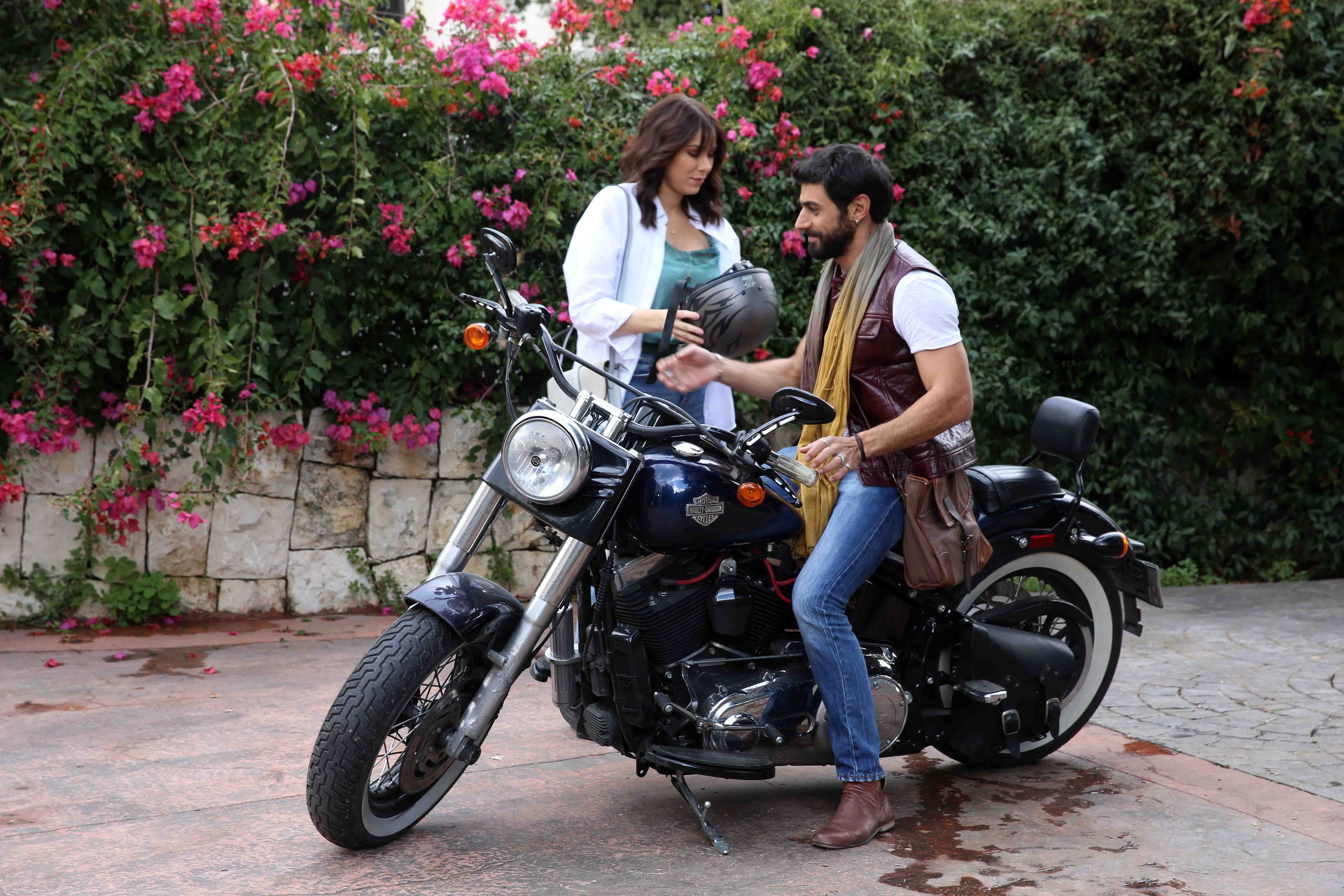 MBC4- Lebanese Drama- Al Awda- Daniella Rahme and Wissam Fares