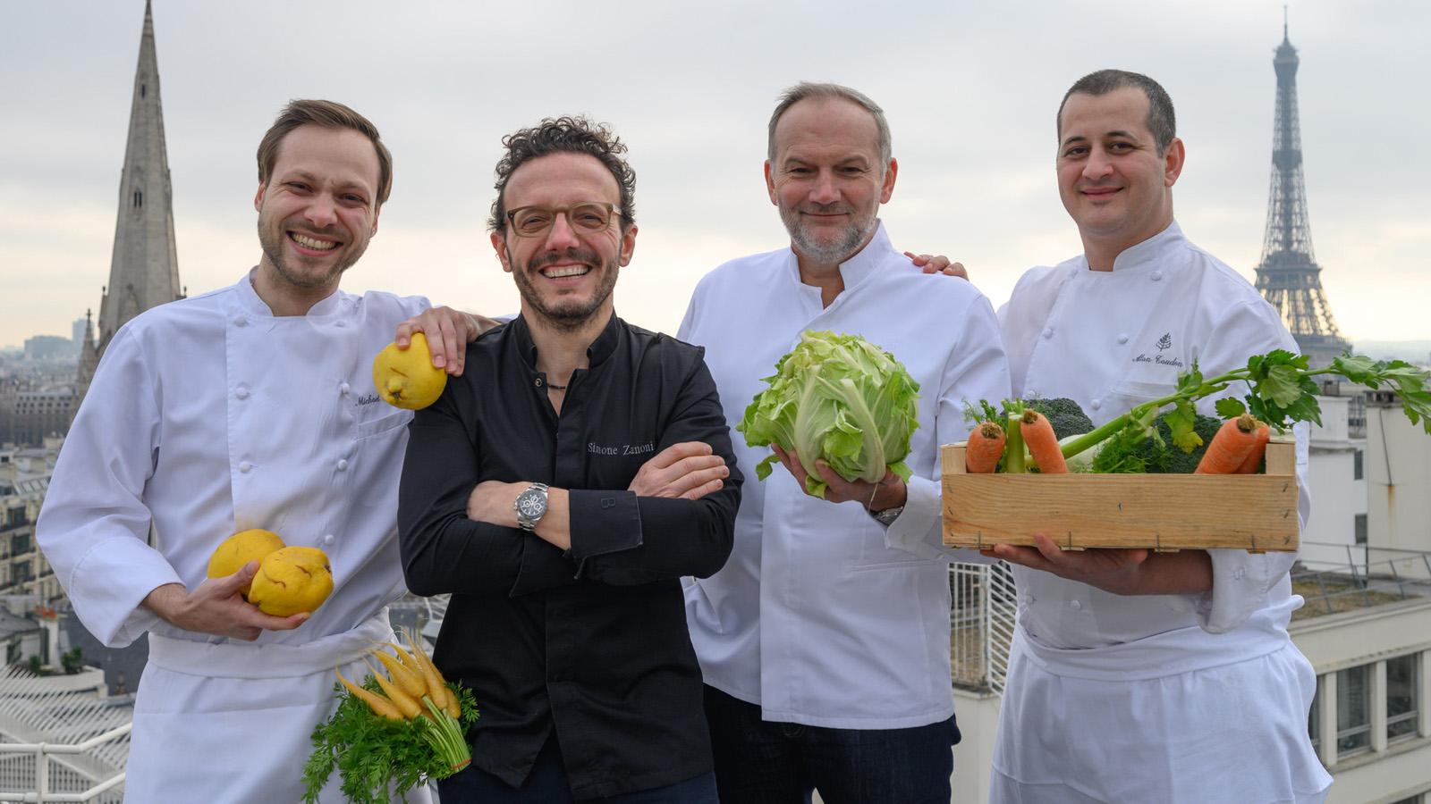 29 نجمة ميشلان في 20 مطعماً حول العالم تتوّج مسيرة فورسيزونز الراقية في عالم الطهي