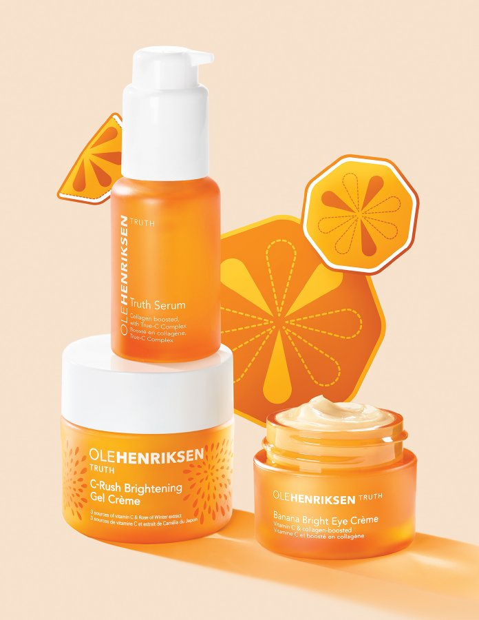 Ole Henriksen - Truth Collection - Group Shot